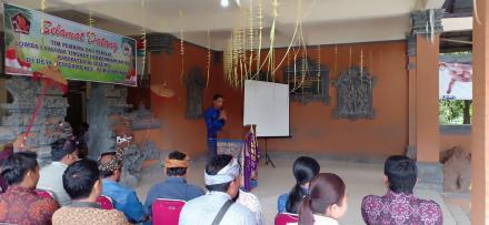 Tim Evaluasi Perkembangan Tingkat Desa